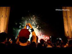 ▶ Piromusical de la Mercè 2013 - YouTube