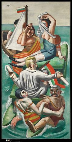 Max Beckmann | The Bark | The Met