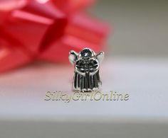 Authentic Pandora Sterling Silver Angel of Hope Bead 790337 #Pandora