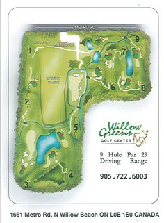 9 hole golf course for sale! Exclusive listing! Call Wayne Winch 905-476-4111