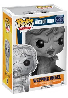 Funko Pop! - Weeping Angel 226 - Funko Pop! van Doctor Who
