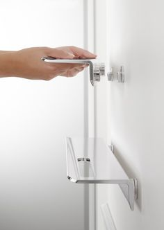 Position your shower shelves so everyone in the family can reach -- even the kiddos. http://www.us.kohler.com/us/Choreograph-Shower-Wall-and-Accessory-Collection/content/CNT116700120.htm?subSecId=CNT116700131