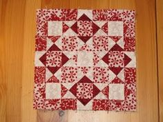 Nearly Insane Quilts: Block 17