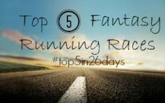 Top 5 Fantasy Races. #top5in25days. Who wants to go to Africa?