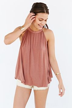 Ecote Dance The Night Away Tank Top