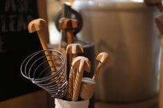 vintage kitchen utensils - Google Search