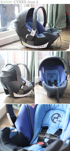 Cybex Aton 2 Infant Car Seat Review