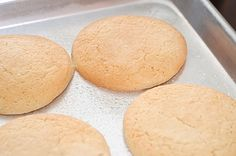 OLD FASHIONED SOUTHERN TEA CAKES 2 c. baking powder c. butter 1 c. milk (same instructions as full recipe) Old Fashioned Tea Cakes, Tea Cake Cookies, Cupcakes, Sugar Cookies, Yummy Cookies, Chip Cookies, Cookie Recipes, Dessert Recipes, Cookies