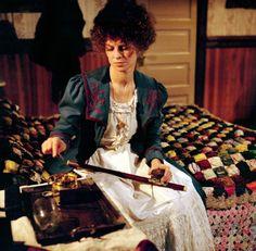 Julie Christie in McCabe & Mrs. Julie Christie, Robert Altman, Katharine Ross, Anjelica Huston, Janet Leigh, Shirley Maclaine, Angie Dickinson, Faye Dunaway, Star Wars