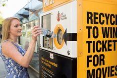 Una creativa forma de fomentar el reciclaje: trae tu basura y te daré un pasaje de bus