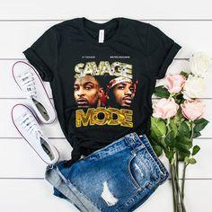 21 Savage Mode t shirt