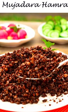 A specialty of south Lebanon, frugal, healthy, delicious, vegan and ingredients are most probably  found in your house hold.  Yes, the dish is cheap to make as lentils, onions and bulgur make up the bulk of it – southern Lebanese cuisine relies heavily on bulgur.   The end result should be firm, separate and never sticky and clumped together with a brown dark color tint. And did I mention that it is a very good source of protein and fibers!!