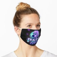 """Past Curfew Design"" Mask by paulahelit 