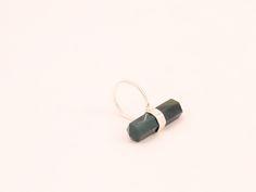 Bague jaspe vert  Cancer, bélier, poissons  Force de défense / Equilibre / Calme les sentiments