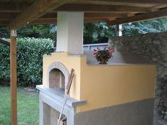 Forno in mattoni refrattari a base rettangolare (costruzione) - page 4 - Come costruire un forno a legna
