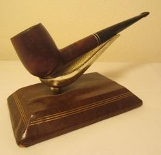 Dr. Grabow Royal Duke Imported Briar Air Conditioned Trademark Billiard Pipe