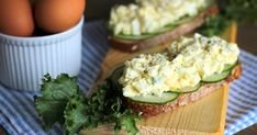 The Owl with the Goblet: Simply Perfect Egg Salad