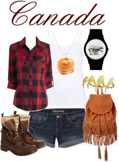 Hetalia Inspired Fashion