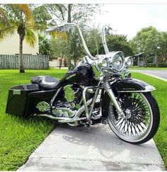 Road King Chicano style