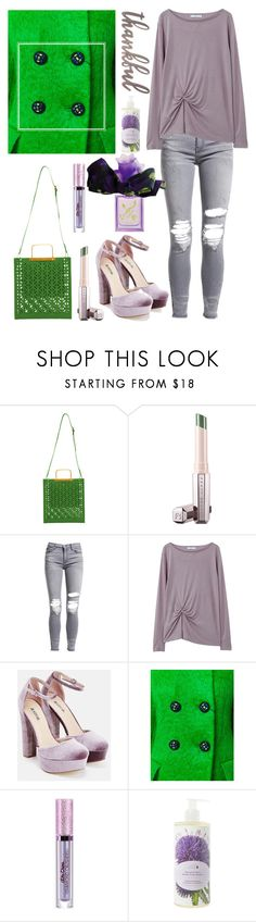 """""""Bury me with Art"""" by felicitysparks ❤ liked on Polyvore featuring Sophie Hulme, AMIRI, MANGO, JustFab, Giorgio Armani, Cloud 9, 100% Pure and Vera Wang"""
