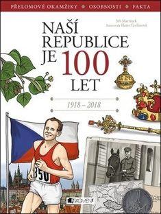 Naší republice je 100 let Little Princess, Nasa, The 100, Military, Let It Be, Baseball Cards, Sports, Presents, Literature