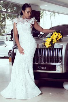 Tsotetsi KL: South African fashion designer Bridal Range