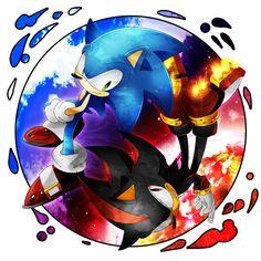 Sonic Adventure 2 by Baitong9194.deviantart.com on @deviantART
