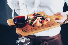 "Serving Board ""Puzzle"" Serving Board, Red Wine, Alcoholic Drinks, Ethnic Recipes, Puzzle, Food, Google, Food Food, Alcoholic Beverages"