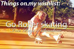 Go Roller Skating