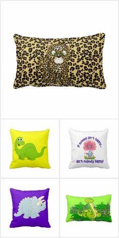 Pillows - Pillows - Pillows