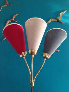 ❤️für 50er Jahre Tütenlampe Lampenschirme neu 50s, 10€