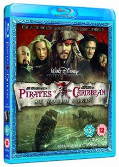 Love It Pirates Of The Caribbean Blu Ray Movie Releases