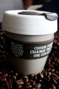 Oxfam keep cup