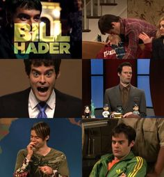 love me some Bill Hader!!