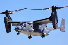 CV-22B Osprey - RAF Mildenhall