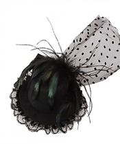 Feather Top Hat $10.00