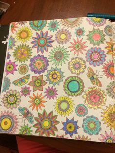 Esrarengiz bahçe / SİNEMCE 2 çiçekler...