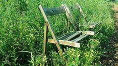 Ein Ruheplatz im Garten