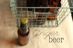 Ginger Beer Tutorial (with video)