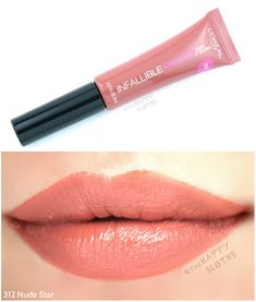 Excellent Tips To Incorporate Into Your Skin Care Routine - Beach Beauty Life Lipstick For Fair Skin, Lipstick Dupes, Gloss Lipstick, Lipstick Swatches, Makeup Swatches, Liquid Lipstick, Lipsticks, Lipstick Shades, Loreal Infallible Lip Paints