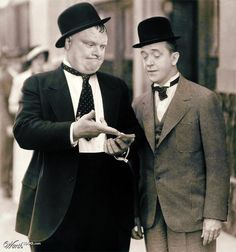 Bob Ford & Stan Laurel: Impossible Celebrity Couples  - Worth1000 Contests