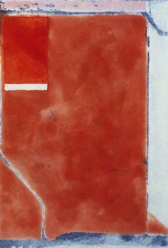 Richard Diebenkorn, Small Red