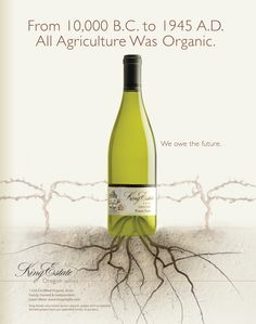King Estate: From 10,000 B.C. to 1945 A.D. All Agriculture Was Organic