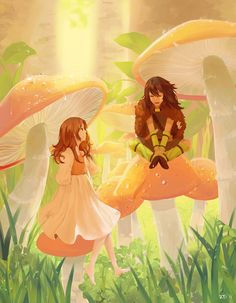 Morning Dew (Tale of Arietty) #ghibli