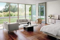 Tod Williams and Billie Tsien Design a Modernist Home in the Hamptons Photos…