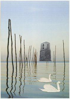 ansichtkaart toren van randsdorp