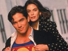 Teri Hatcher starred with Dean Cain in the '90s TV show 'Lois & Clark: The New Adventures Of Superman'.