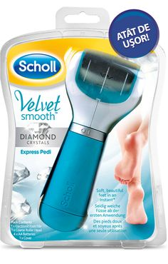 Scholl Velvet Smooth Express Pedi with fast worldwide delivery and get it next working day in the UK from UK Swimwear. See Scholl Velvet Smooth Express Pedi at the home of designer swimwear. Pedicure Tools, Manicure And Pedicure, Lima, Scholl Velvet Smooth, Hard Skin Remover, Pedi Perfect, Summer Beauty Tips, Foot File, Summer Essentials