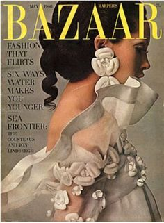 Harper's Bazaar, May 1968, Cathee Dahmen