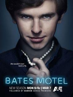 Novo poster de #BatesMotel mostra que série está cada vez mais próxima de #Psicose >> http://glo.bo/1SlN4zY